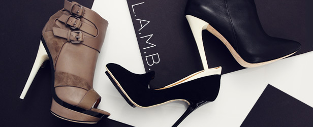 L.A.M.B. Women's Shoes