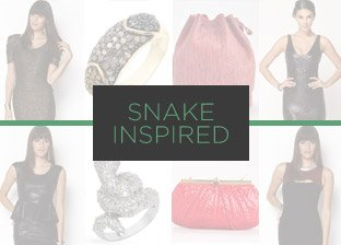 Shop the Trend: Snake-Inspired