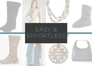 Shop the Trend: Easy & Effortless