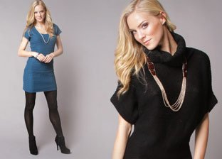 Trend Tuesday: Sweater Dresses