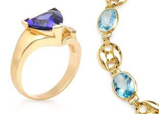 Gold Weekend: Rings & Bracelets