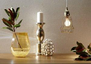 Midas Touch: Golden Lights & Interior Accents