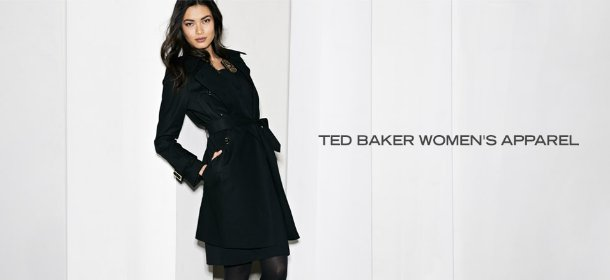TED BAKER WOMEN'S APPAREL, Event Ends January 11, 9:00 AM PT >
