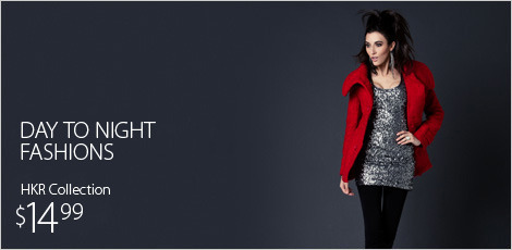 Day to Night Fashions
