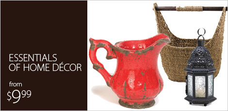 Essentials of Home Decor