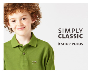 SIMPLY CLASSIC. SHOP POLOS