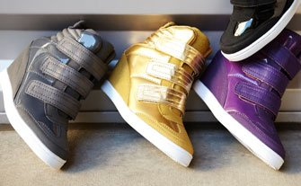 Shop the Trend: Wedge Sneakers - Visit Event