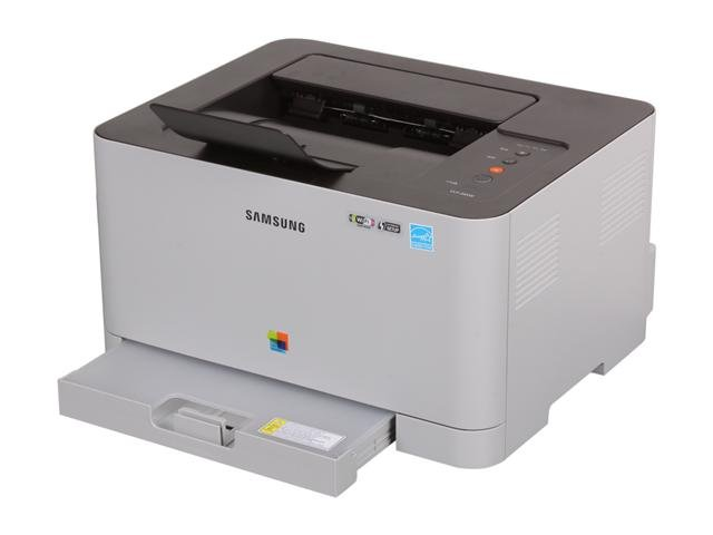SAMSUNG CLP Series CLP-365W Workgroup Up to 19 ppm 2400 x 600 dpi Color Print Quality Color Wireless Laser Printer