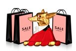 Mr.Fox has visited the Sale