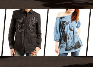 Just Cavalli Women's & Men's Apparel