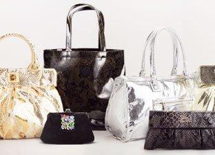 Ferre Di Milano, Secret Pon Pon, Diesel, & JLO Handbags