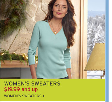 Women's Sweters
