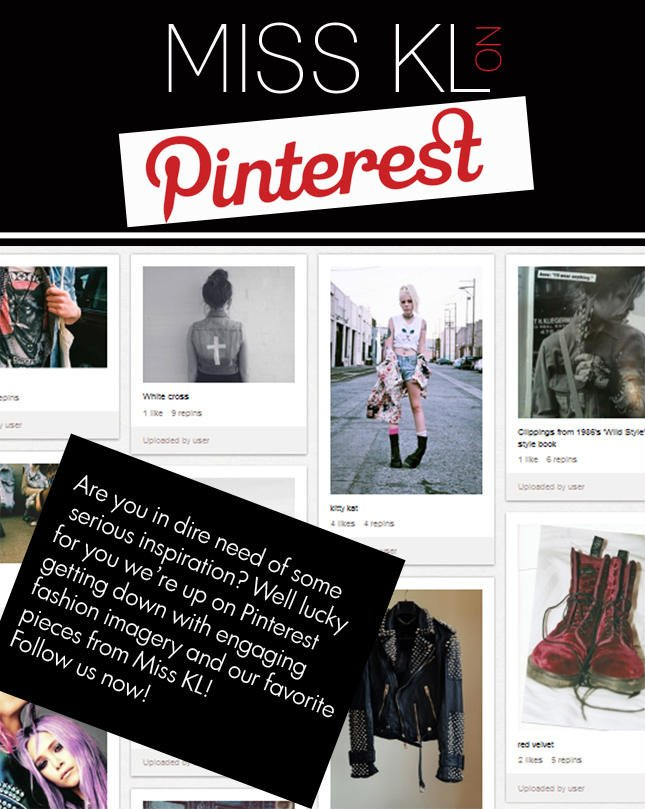 Miss KL on Pinterest