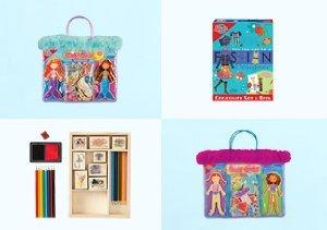 Aspiring Designer: Dress-Up Kits, Dolls & More