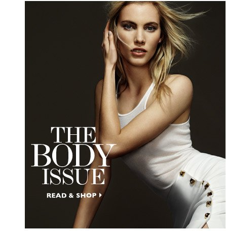 THE BODY ISSUE SHOP NOW