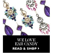 WE LOVE EAR CANDY READ & SHOP