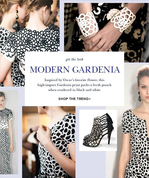 Shop The Gardenia Trend