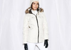 SLOPE STYLE: DOWN JACKETS