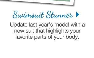 Swimsuit Stunner