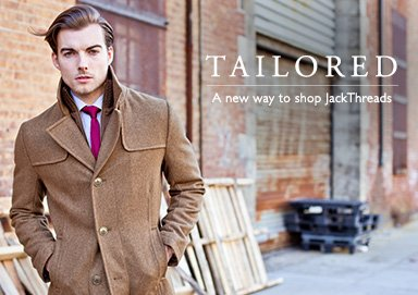 Shop JackThreads Tailored Shop