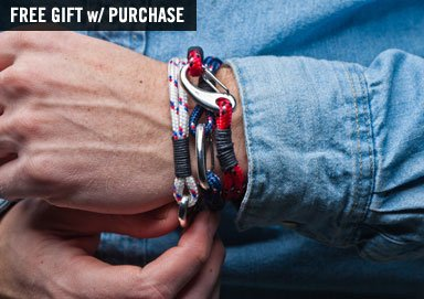 Shop Trending: Paracord Bracelets ft. Fad