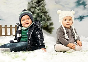 FROSTY FUN: COZY OUTFITS FOR BABY