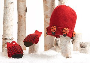 LITTLE SNOWFLAKES: KIDS' HATS, GLOVES & MORE