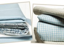 Find Your Sheet Type Percale & Flannel Sets