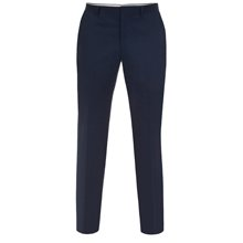 Paul Smith Trousers - Navy Straight Leg Trousers