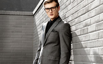 Calvin Klein Tailored Clothing - Visit Event