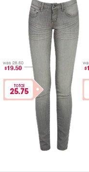 Uptown Skinny Jean - Regular