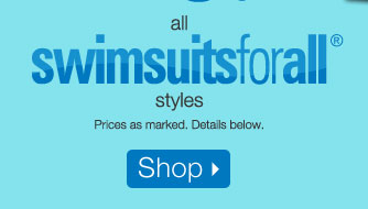 20% All Swimsuits For All Styles