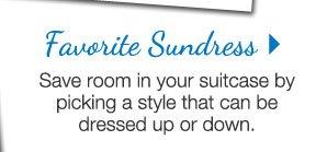 Favorite Sundress