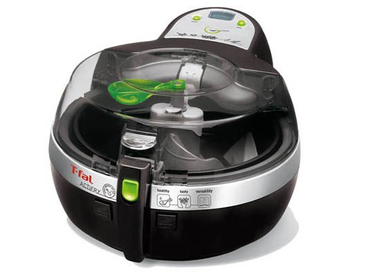 The ActiFry packs a whole lot of cooking technology into one easy-to-handle package.  This has got to be the greatest kitchen invention since the microwave!