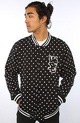 The Warren Fish Head Sweatshirt in Black