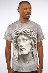 The Jesus Tee in White