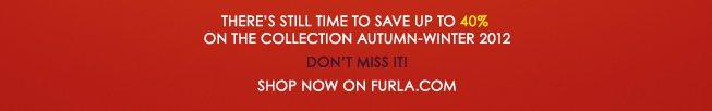 Furla Sale Up to -40%