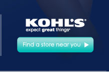 Kohl's® expect great things® Find a store near you