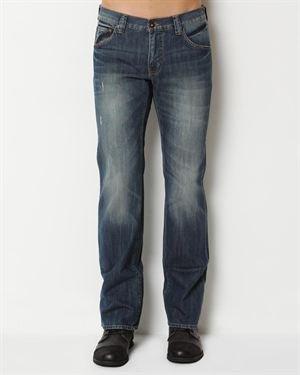 Armani Jeans Brand Classic Wash Denim Jeans