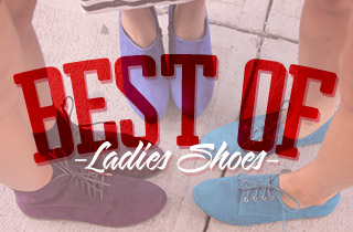 Best of Ladies Shoes