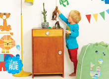 Wild Kingdom Kids' Décor by Cocoon Couture & More