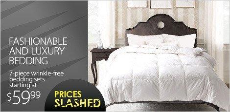 Fashionable & Luxury Bedding PJ Heaven