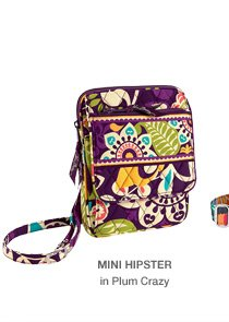 Mini Hipster in Plum Crazy