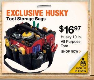 Husky Storage Bag