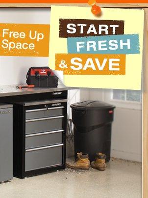 Start Fresh & Save