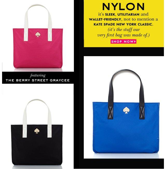 nylon. shop now.