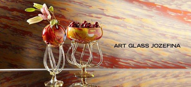 ART GLASS JOZEFINA, Event Ends January 13, 9:00 AM PT >
