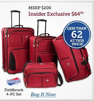 American Tourister Fieldbrook 4-PC Set