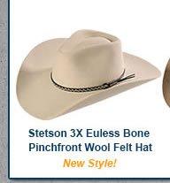 Stetson 3X Euless