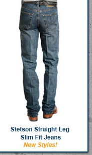 Stetson Straight Leg